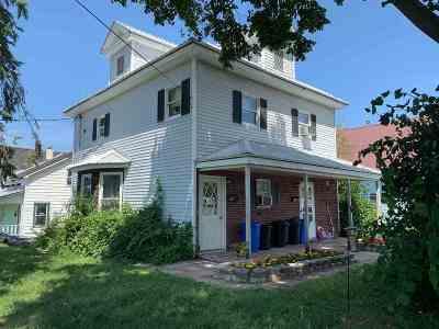 Massena Multi Family Home For Sale: 230 230 1/2 East Orvis