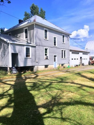 Ogdensburg Waterfront For Sale: 5986 County Route #6
