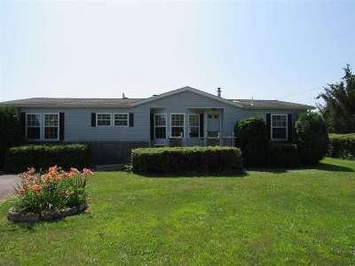Ogdensburg Single Family Home For Sale: 9612 Sh 37