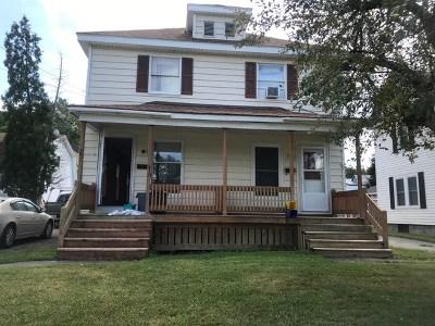 Massena Single Family Home For Sale: 205-207 East Orvis St.