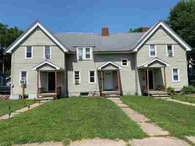 Massena Multi Family Home For Sale: 12,14,16 Cornell Avenue