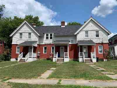 Massena Multi Family Home For Sale: 102-106 Bishop Avenue