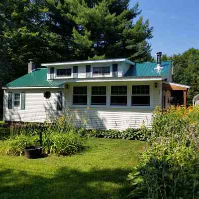 St Lawrence County Single Family Home For Sale: 261 Cr 59