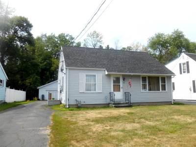 Massena Single Family Home For Sale: 25 Williams Street