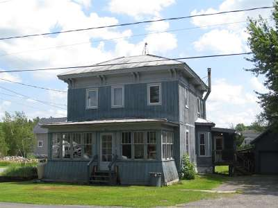 St Lawrence County Single Family Home For Sale: 218 King Street