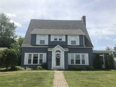 St Lawrence County Single Family Home For Sale: 2 Ransom Avenue