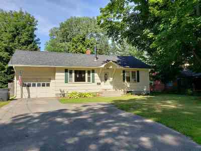 St Lawrence County Single Family Home For Sale: 62 Waverly