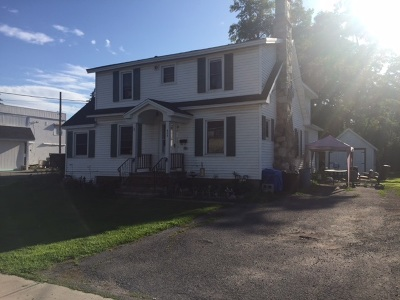Massena Multi Family Home For Sale: 420 And 424 South Main Street