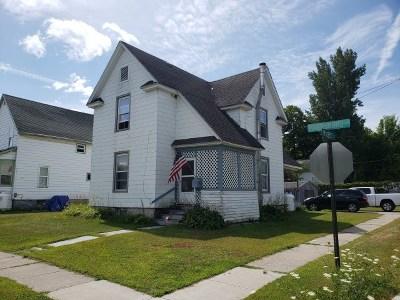 Gouverneur Single Family Home For Sale: 66 Hailesboro