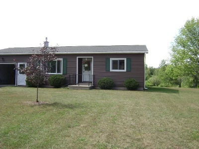 St Lawrence County Single Family Home For Sale: 349 Regan Road