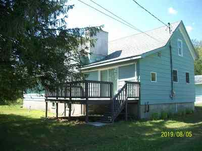 St Lawrence County Single Family Home For Sale: 47 Allens Falls Road