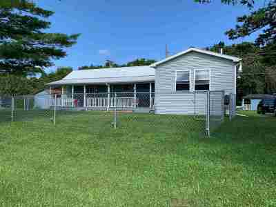 Ogdensburg NY Waterfront For Sale: $115,000