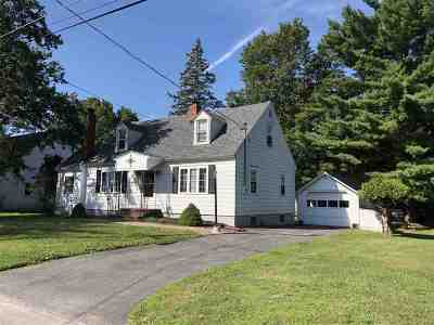 St Lawrence County Single Family Home For Sale: 11 Farmer Street