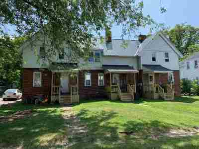 St Lawrence County Multi Family Home For Sale: 11,13,15 Bishop Avenue