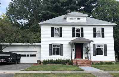 St Lawrence County Single Family Home For Sale: 15 State Street