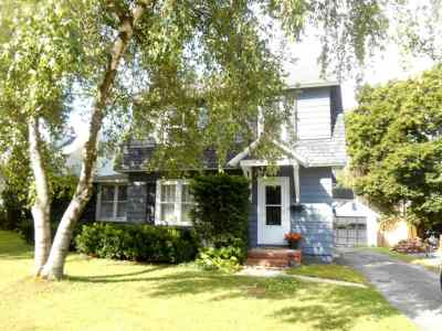 St Lawrence County Single Family Home For Sale: 26 Grove Street