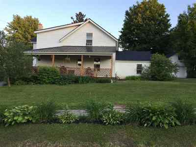 Parishville NY Single Family Home For Sale: $69,900
