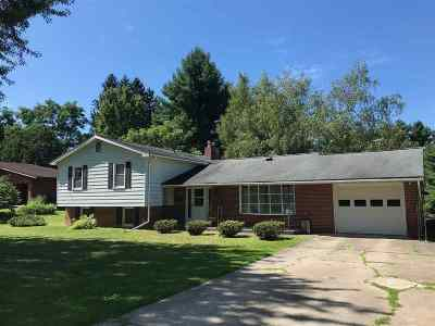 Potsdam NY Single Family Home For Sale: $152,000