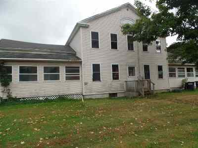 Multi Family Home For Sale: 23 & 25 W Main St