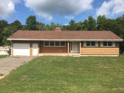 Massena Single Family Home For Sale: 8 Elgin Avenue