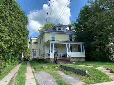 Massena Multi Family Home For Sale: 38 Park Avenue