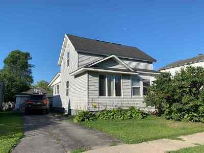 Massena Single Family Home For Sale: 93 Jefferson Avenue