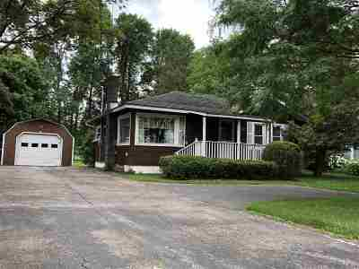 Canton Single Family Home For Sale: 60 W Main Street