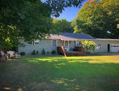 West Stockholm NY Single Family Home For Sale: $119,000