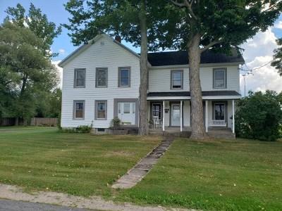 Gouverneur Single Family Home For Sale: 730 Scotch Settlement