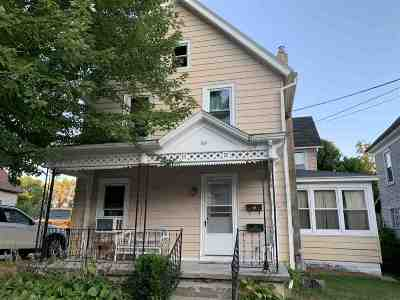 Gouverneur Single Family Home For Sale: 100 Rowley Street