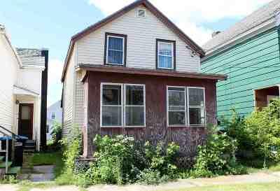 Ogdensburg Single Family Home For Sale: 309 Clark Street