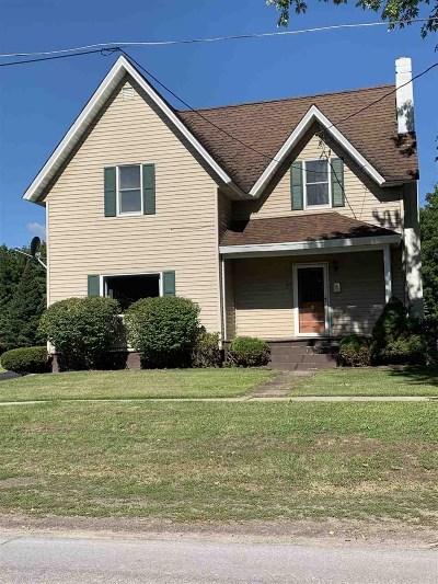 Heuvelton Single Family Home For Sale: 65 Washington Street