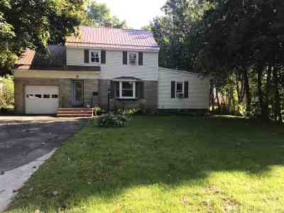 Massena Single Family Home For Sale: 15 Prospect Ave