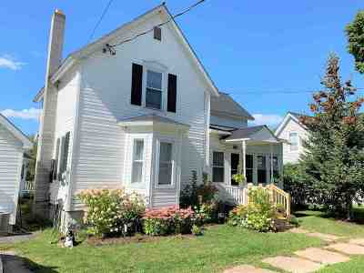 Morristown, Brier Hill Single Family Home For Sale: 1107 N. Umberland Drive