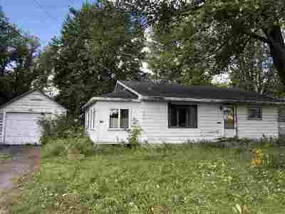Massena Single Family Home For Sale: 175, 179 Carey Road