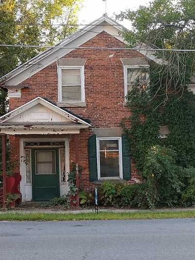 Morristown, Brier Hill Single Family Home For Sale: 401 Main Street
