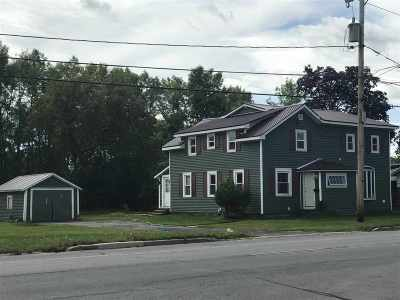 Massena Single Family Home For Sale: 113 W Hatfield St