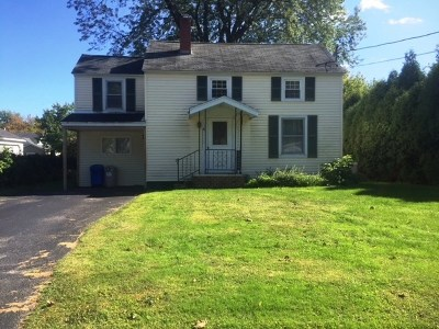 Massena Single Family Home For Sale: 30 Washington Street