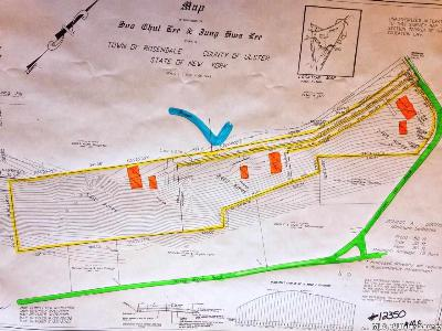 Rosendale Residential Lots & Land For Sale: Lots 1,2+3 School Hill Rd