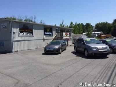 Commercial For Sale: 2030 Route 9w