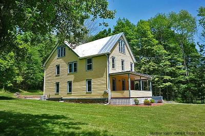 Single Family Home Sold: 3848 Route 212
