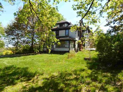 Saugerties Single Family Home For Sale: 1726 Old Kings Highway Highway