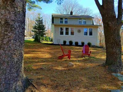 Pine Bush Single Family Home Fully Executed Contract: 264 Cragsmoor Road