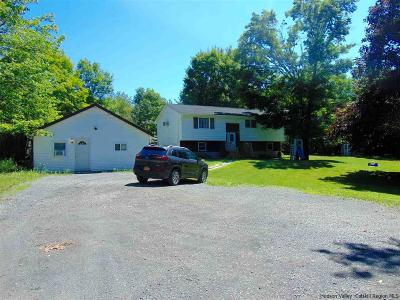 Saugerties NY Single Family Home Sold: $224,720