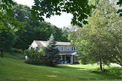 Milan Single Family Home For Sale: 425 Academy Hill Rd.