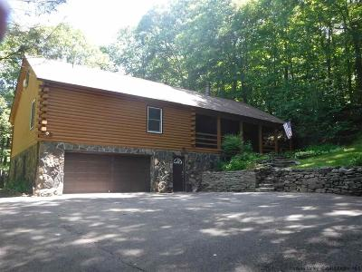 Saugerties Single Family Home Fully Executed Contract: 11 Brook Road