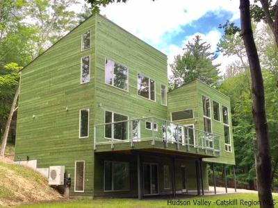 Stone Ridge Single Family Home Fully Executed Contract: 209 Vly Atwood Road