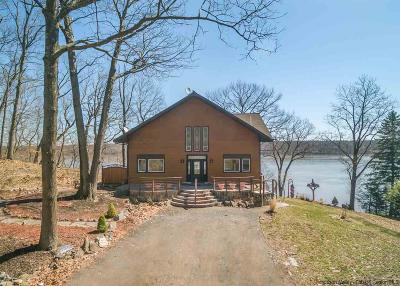 Saugerties Single Family Home For Sale: 54 Deak Lane
