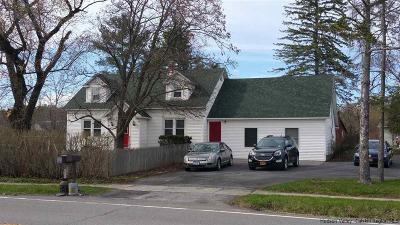 Greenville Single Family Home For Sale: 5886 Route 81 Route
