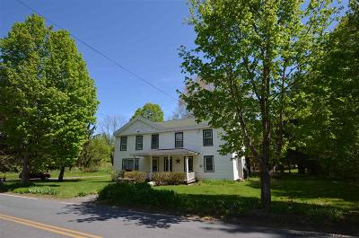 Greene County Single Family Home Fully Executed Contract: 82 Route 13a
